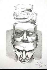 Károlyfi Dávid: Face in Face