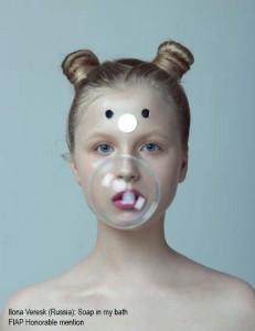 Ilona-Veresk (Russia): Soap-in-my-bath