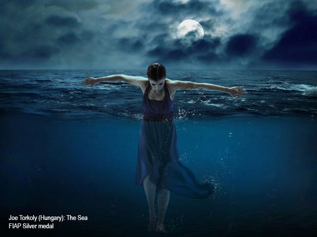 Joe-Torkoly (Hungary): The-Sea