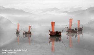 Yongxiong-Ling (Australia): Sails
