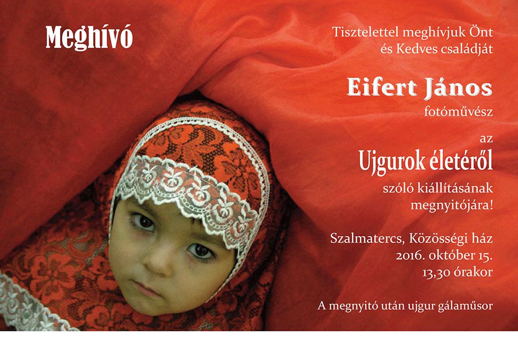 2016.10.15.Ujgurok-életéből_Eifert-kiállítás-Szalmatércs-Közösségi-Ház
