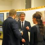 2017.01.23.-Másképp-Kanizsa-Fotóklub-kiállítása-05, Molnár Tibor beszélget