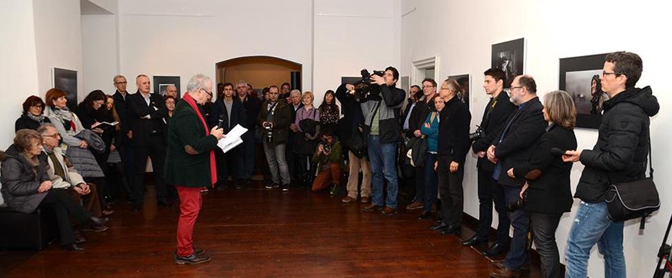 2017.02.03. Pannonia Reflections, Eifert megnyitója_Photo Tomaž Galič