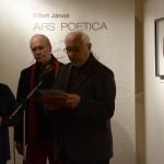 Ars-Poetica-kiállításmegnyitó-Vinko-Sebrek (Olasz-Ági-felvétele)