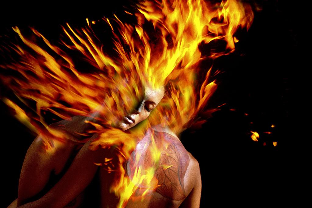 Eifert János: Tűztánc / Fire Dance (1991)