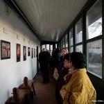 """2017.03.13.-Zirc-Reguly-Antal-Múzeum-""""A megújulás lendülete"""" kiállítás részeként Baán Katalin képei (Eifert János felvétele)"""