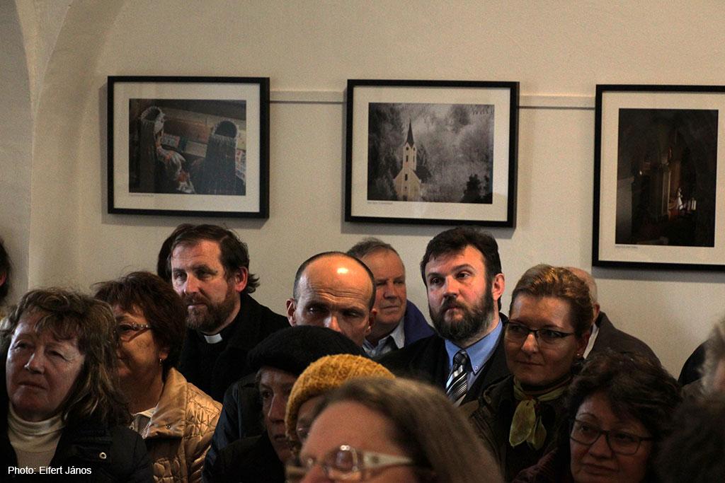 """2017.03.13.-Zirc-Reguly-Antal-Múzeum-""""A megújulás lendülete"""" kiállításmegnyitó közönsége (Eifert János felvétele)"""