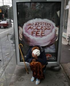 Nincs hozzáférési díj / No system acces fee (Toronto, Kanada