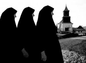 Hollókői asszonyok (montázs), 1982