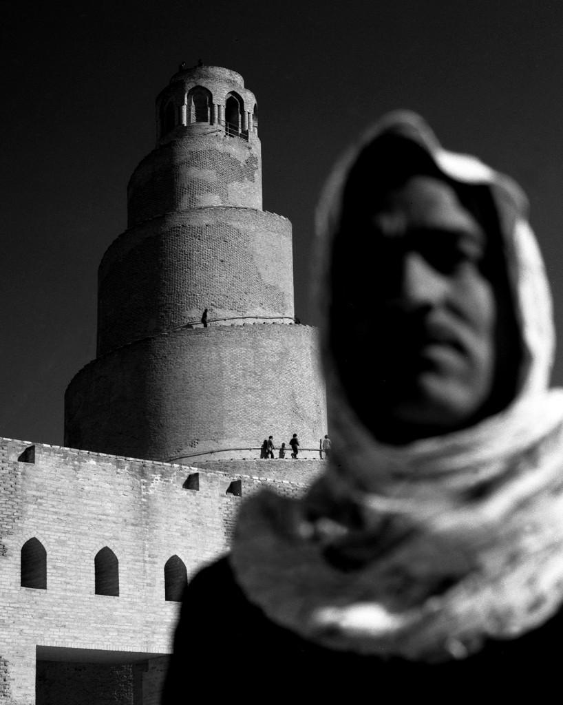 Eifert János: Samarrai minaré (Irak, 1975)