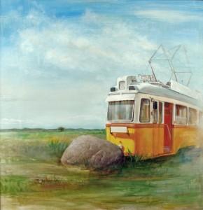 Csató Tamás: The tram
