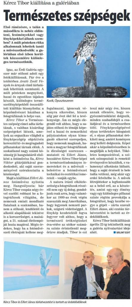 2017.04.05.-Érdi-Újság_Természetes-szépségek-Kércz-Tibor-kiállítása-a-galériában