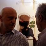 2017.06.23.-Vác-V14-Art-Galéria_Hámor-Szabolcs-és-Eifert-János-a-képekről-beszélgetnek (Photo: Olasz Ági)