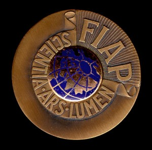 FIAP-Bronze-Medaille