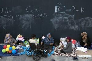 Janos Eifert: Refugees