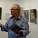 2017.08. 3. Miskolc, Gedeon Péter kiállítását Eifert nyitja_Photo: Á. Tóth József