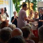 2017.08.26.-Szolnok-Kerekes-István-az EFIAP/d2 (Excellence FIAP Diamond 2) kitüntetését veszi át (Eifert János felvétele)