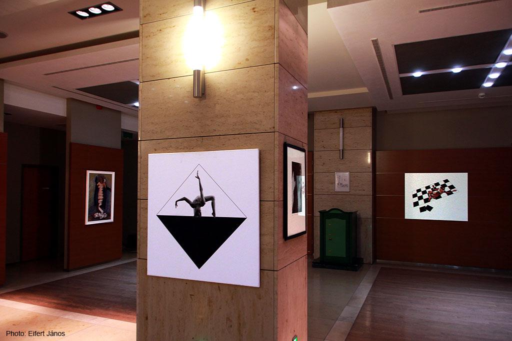 2017.09.04.-OTPbank Galéria: Eifert János és Csató Tamás kiállítása, részlet (Eifert János felvétele)