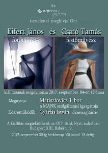 2017.09.04.-OTPbank-Galéria,-Eifert-János-fotóművész-és-Csató-Tamás-festőművész-kiállítása_meghívó