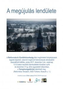 2017.12.03.-A-megújulás-lendülete_Turkevei-Református-Templomgaléria_plakát