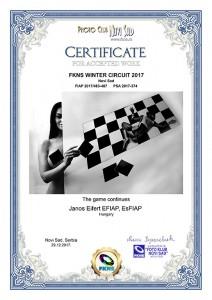2017.12.29.-FKNS-WINTER-CIRCUIT-2017-Novi-Sad-C2-Eifert-The-game-continues_Certificate