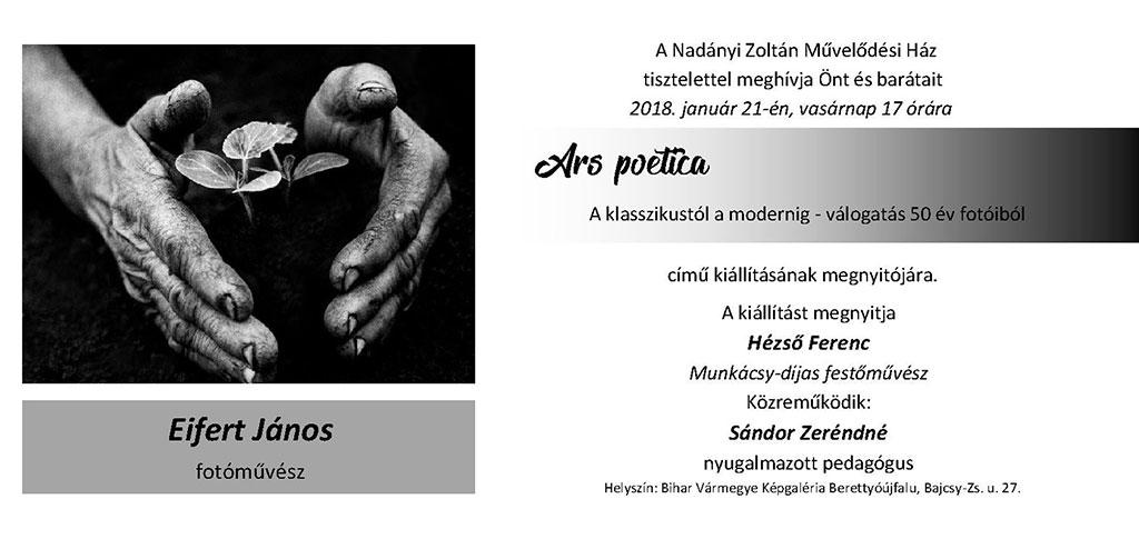 2018.01.21.-Bihar-Vármegye-Galéria_Eifert-János-fotóművész-kiállítása-meghívó