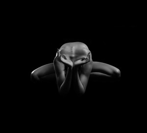 Eifert János: Testbeszéd / Body language (Black&White Study 2013)