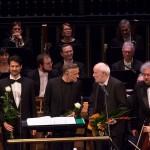 Jeney Zoltán a Reformáció 500 emlékév záró-koncertjén, a Zeneakadémián (Photo: Eifert János)