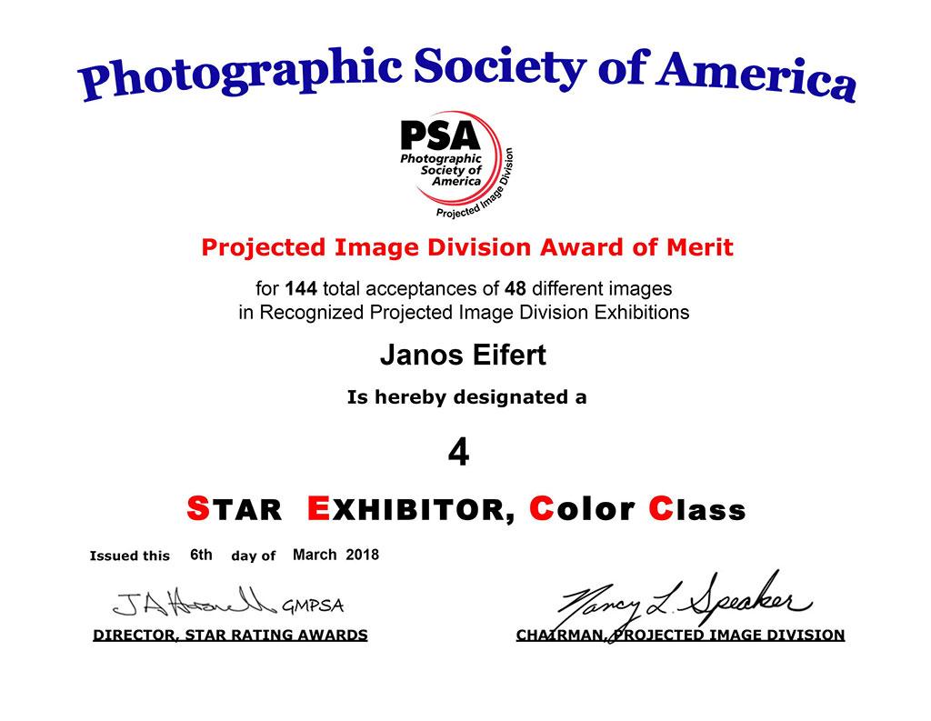2018.03.06.-Janos-Eifert-PIDC-Star-4-certificate