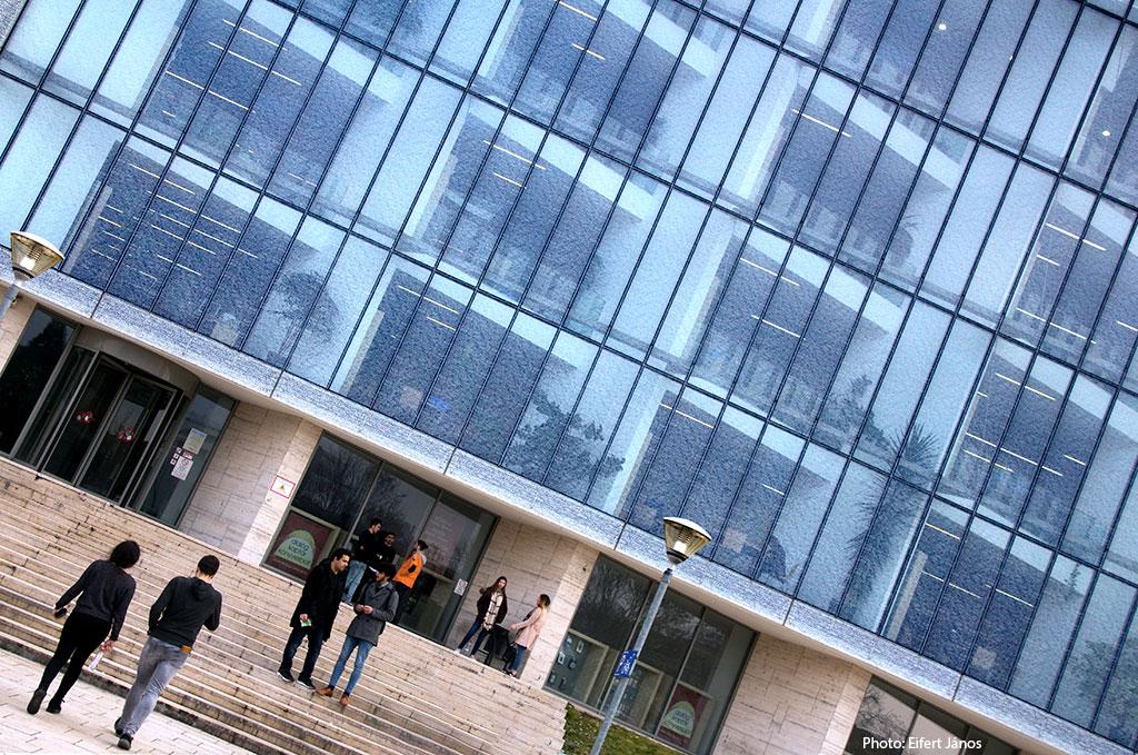 Pécsi Egyetemi Könyvtár / University Library Sopiana (2018)